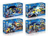Star world autobot 2 in 1 building blocks (160-172 pcs)