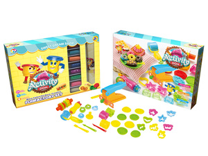 Fun factory set color dough