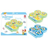 Electronic fishing game toy with music