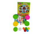Funny fruit color dough