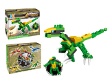 Jurassic dinosaur building blocks (36 pcs)