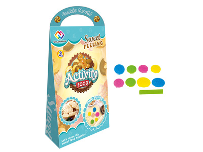 Animal signet color dough tool
