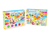 Food set beginner color dough